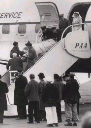 London Airport - 5th March 1956